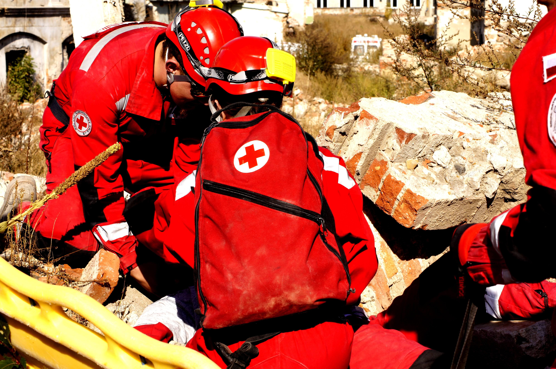 Sprzęt ochrony osobistej dla ratowników